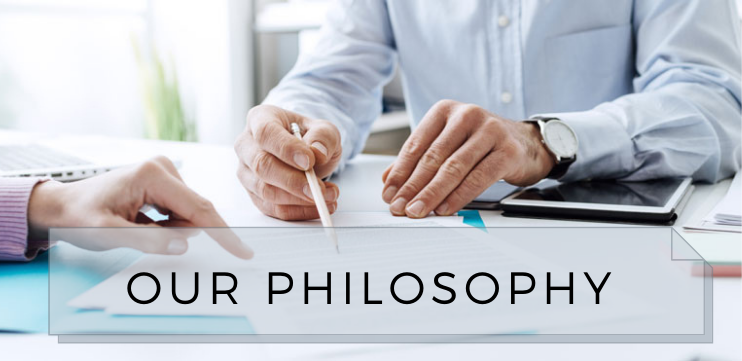 philosophy from our team